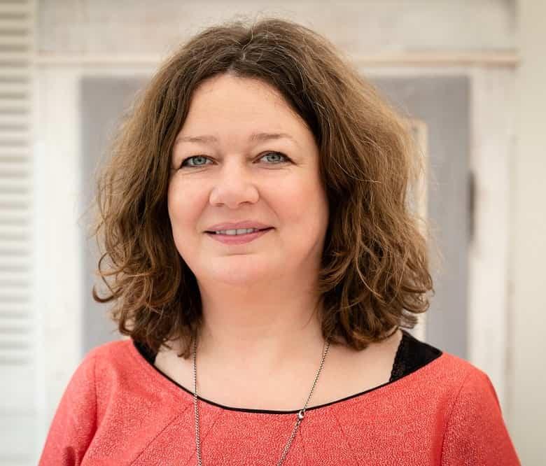 Portrætbillede af Mie Sidenius Brøner
